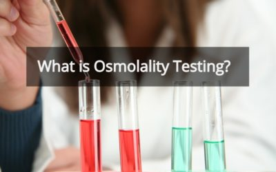 Why Test Products For Osmolality?